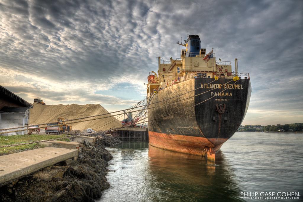 Atlantic Cozumel | Panama by Philip Case Cohen