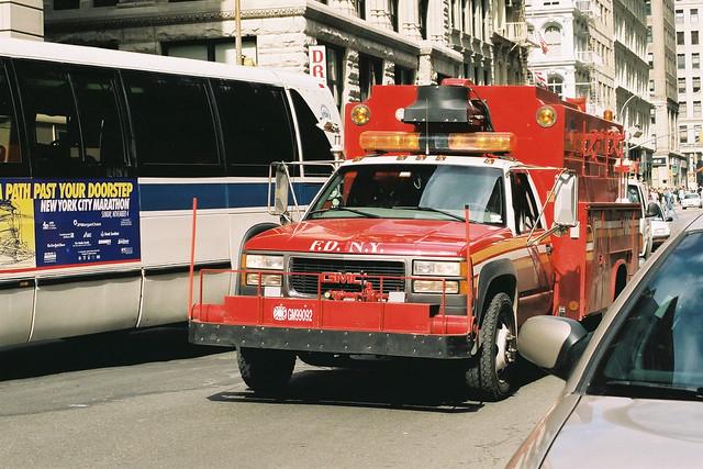 NYFD Firetruck