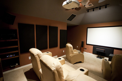 Home Theater, Almost Complete | by gsloan