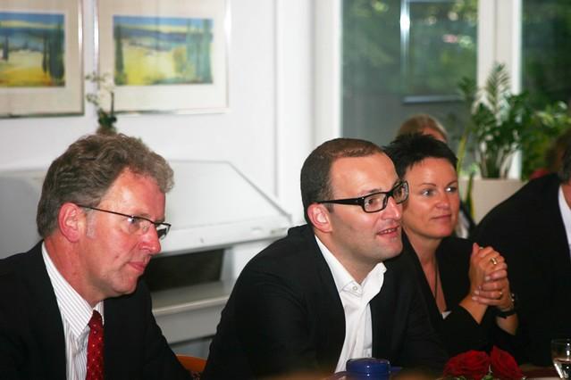 Kristina Schröder in Rheine | Am 02. September besuchte
