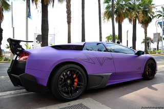 Lamborghini LP670-4 SV purple matt | by Eden.cars