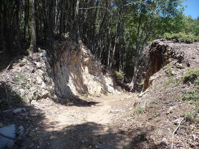 Sentiero da Ferdinandea alla Condotta forzata