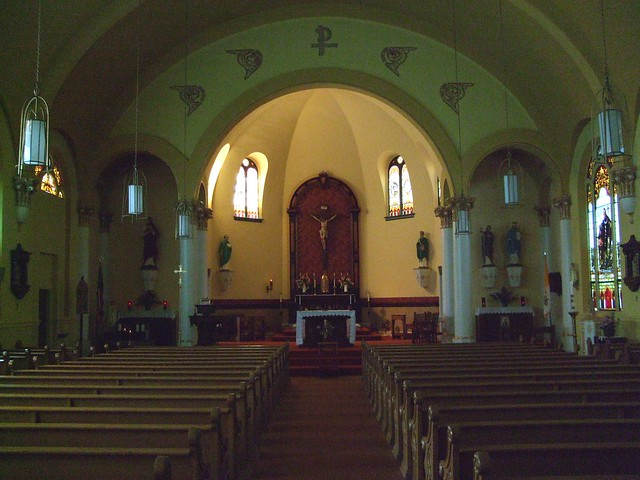 Sts. Peter and Paul Catholic Church, Leonore, IL