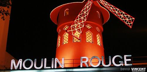 Paris : Le Moulin Rouge 2 | by David VINCENT