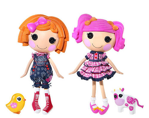 New Lalaloopsy Twins Sunny Side Up And Berry Jars N Ja Flickr