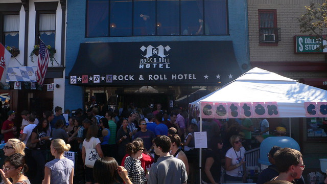 The Rock And Roll Hotel