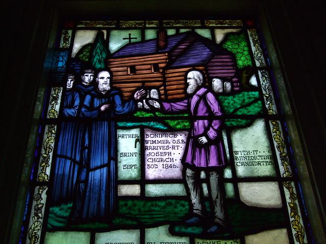St. Joseph Mission Parish, Carroltown, PA