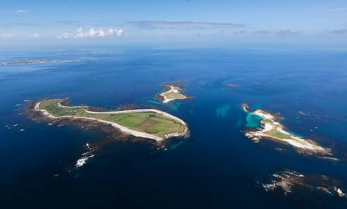 Les îles de Quemenes et Litiry