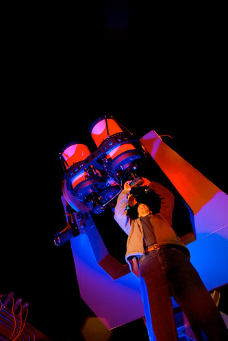 RAPTOR (RAPid Telescopes for Optical Response) telescope
