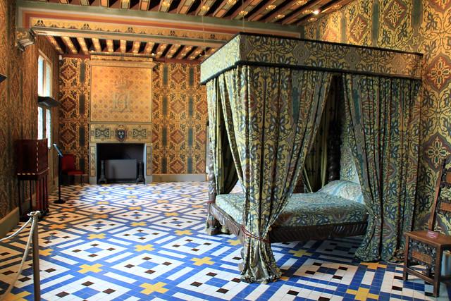 Catherine de Medici died here - Chateau de Blois