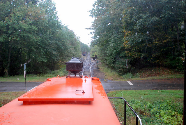 Heading to the South Yard