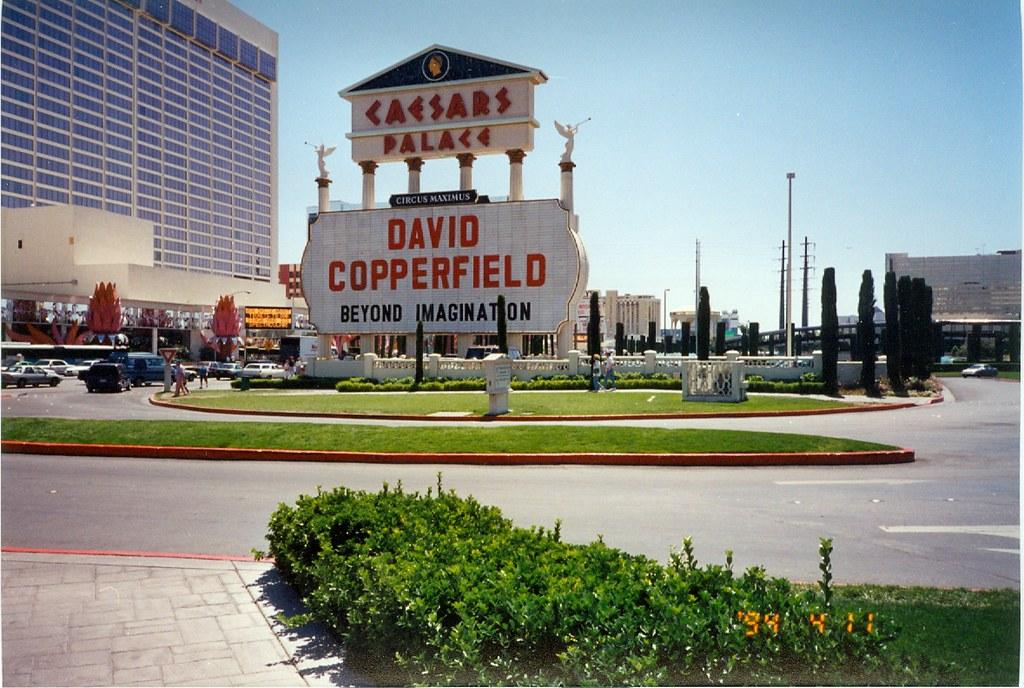 Las Vegas 94 >> In Front Of Caesar S Palace Las Vegas 1994 Wainsworth