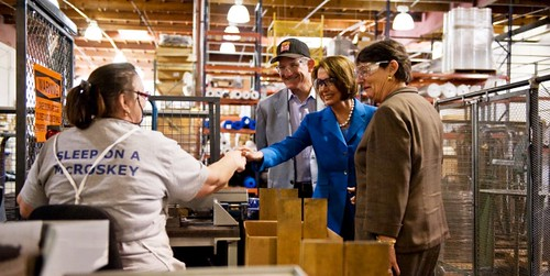 Touring a Family-Owned Business in San Francisco | by Speaker Nancy Pelosi