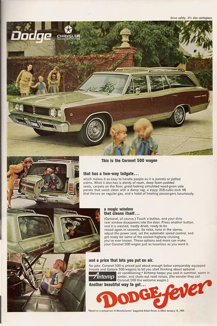 Dodge Fever...