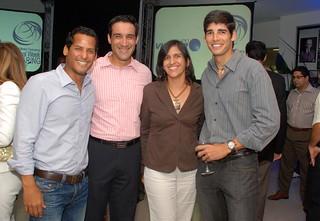 2.-Marcos Diaz, Manuel Espinal, Thais De Aristy, y Raul Aguayo | by Tumedio.net