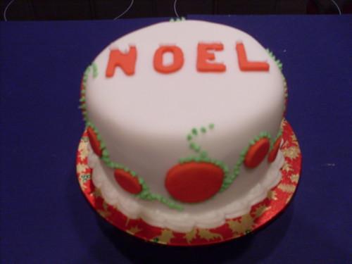 Mini Christmas Cake | by CakeFrills