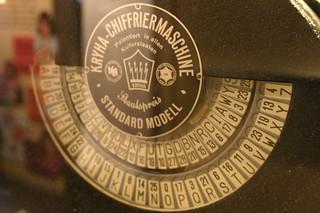 Kryha-Chiffriermaschine, Kryha-Encryption Device | by Ryan Somma