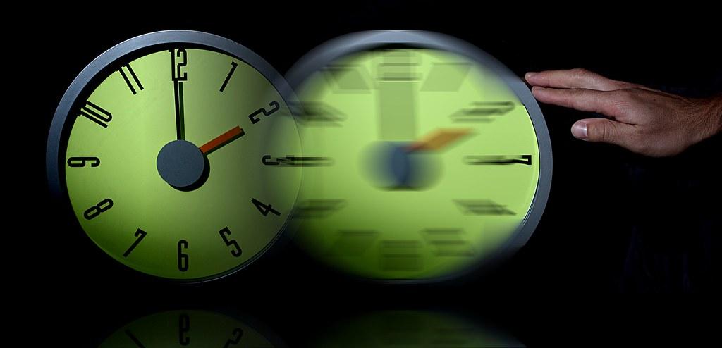shifting season: pushing back the clock by JonathanCohen