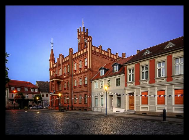 Kyritz - Rathaus 03