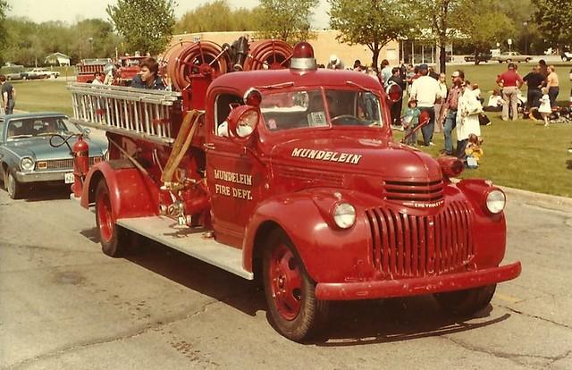 Fire Trucks 007
