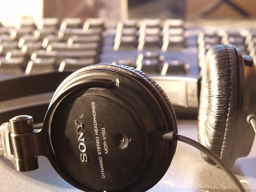 Headphones / 24 | by Taylor Burnes