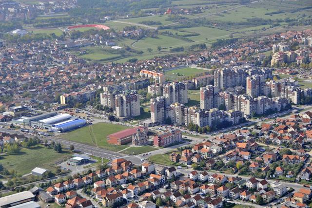 Kragujevac Naselje Aerodrom Zoran Petrovic Flickr