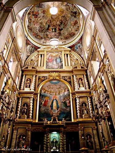 La Imaculada Concepcion Catedral de Puebla