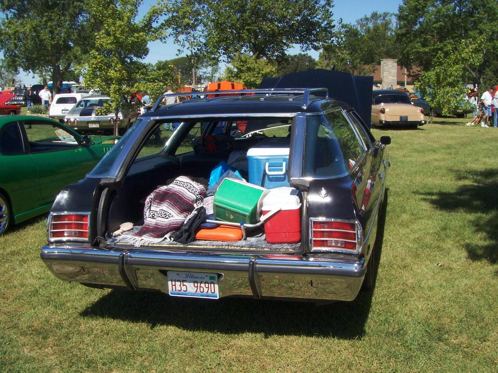 1973 Chevrolet Impala wagon 400ci