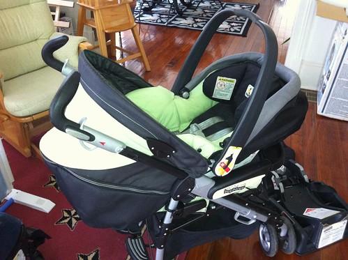 hamac poussette bébé confort