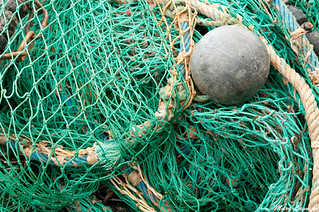 Filet de pêche / Fishing net | by Marc Lagneau