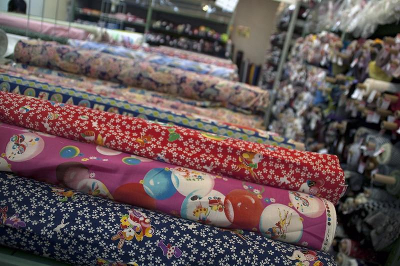 Fabric in Fabric Town