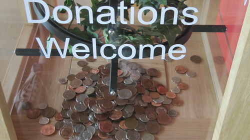 Donations at Eden Project | by HowardLake