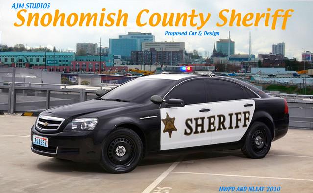 Snohomish County Sheriff Caprice PPV (AJM NWPD)