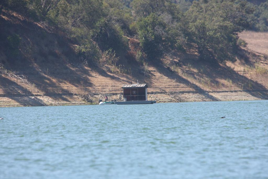 Lake Casitas Camping Trip | Floating restrooms | Jeremy