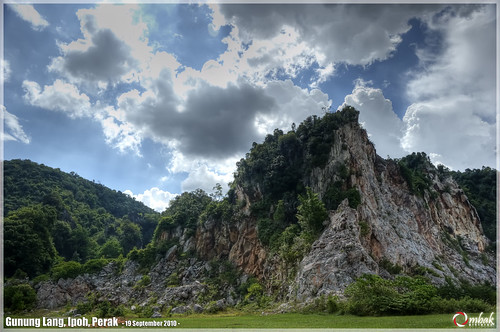 Gunung Lang | by ombakpictures