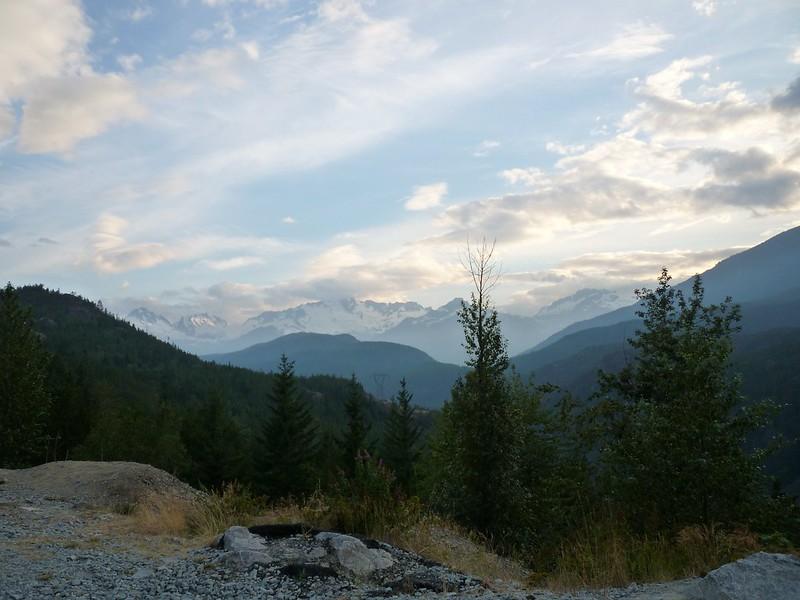 Cordillera costera de la Columbia Británica