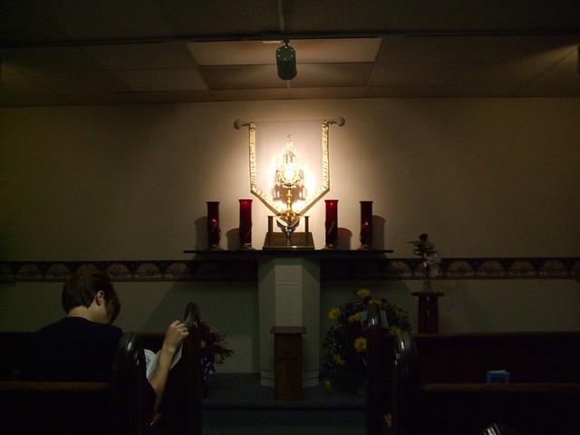 St. Mary Catholic Church, Adoration Chapel, Fennimore, WI