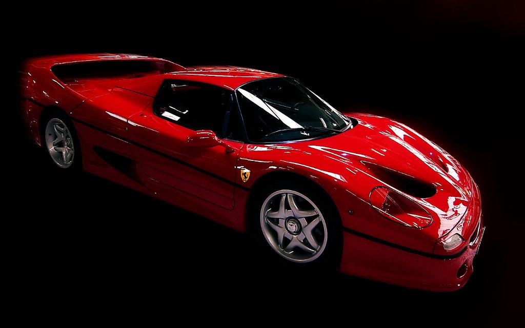 Ferrari F50 Wallpaper Red R Flickr