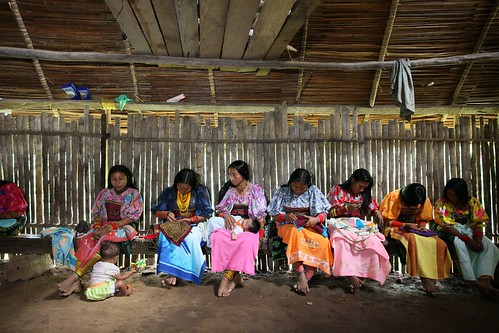 UNHCR News Story: Colombia's indigenous Tule people struggle with the threat of extinction | by UNHCR
