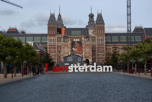 I amsterdam | by pabIo