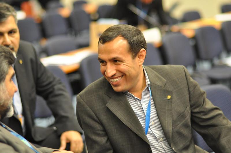 Delegates at the ITU Plenipot - 2010