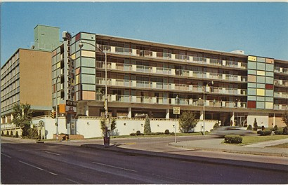 Downtowner Motor Inn, Kansas City, MO 2583