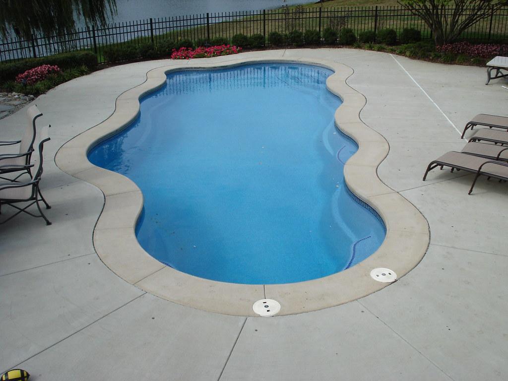 Viking Pools - Caribbean - Clearwater Fiberglass Pools, Lo ...