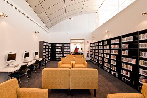 John and Alison Kearney Library