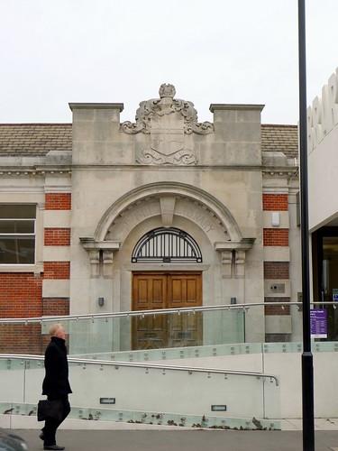 Thornton Heath Library   by mark.hogan