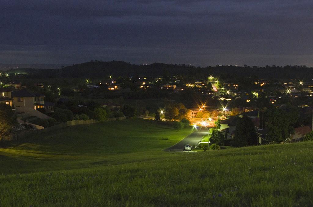 Night Landscape - Englorie Park