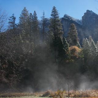 valley floor fog 11-8-2010