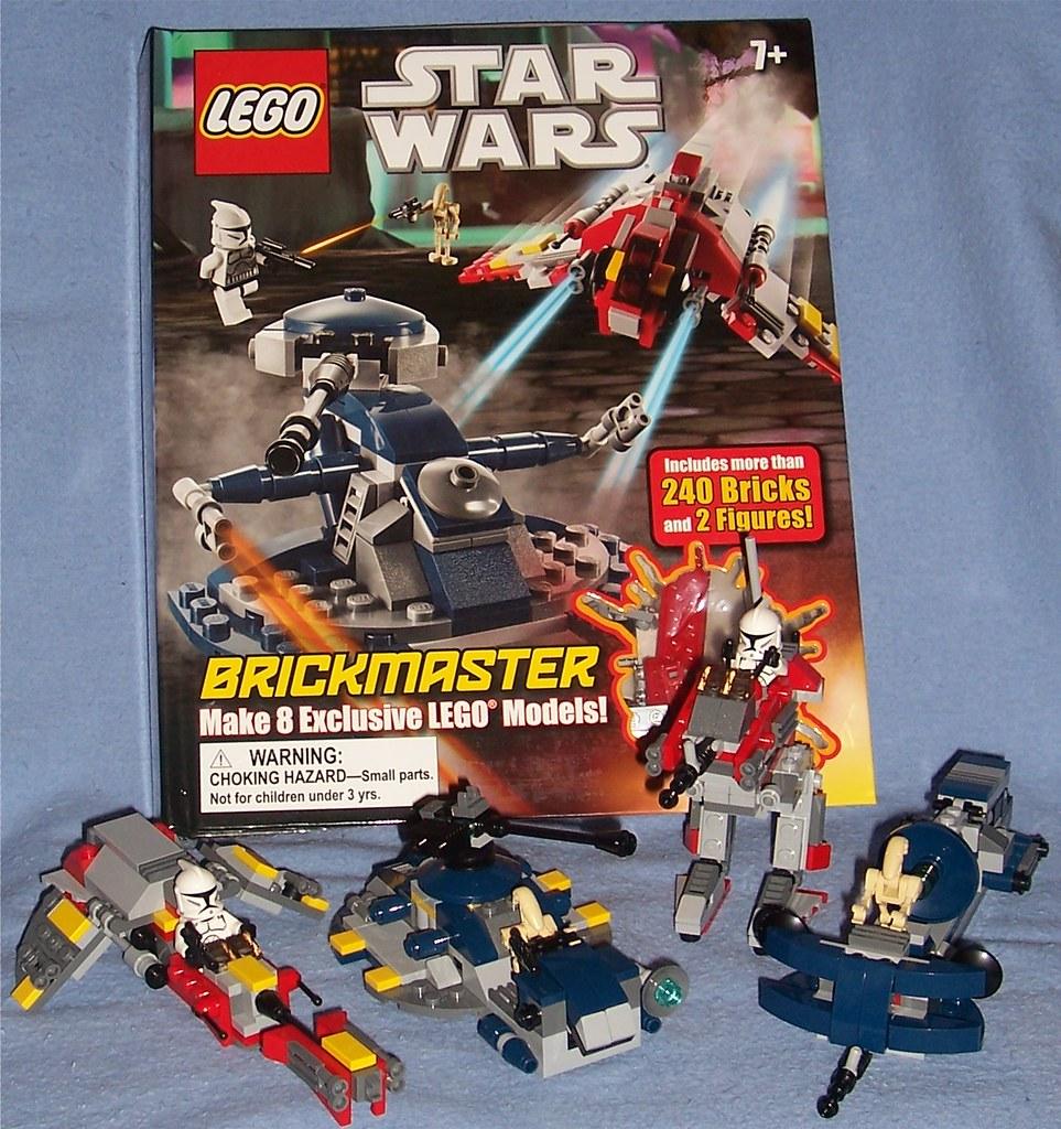 DK Lego Star Wars Brickmaster | DK Lego Star Wars Brickmaste…