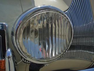 1939 Buick Eight Century