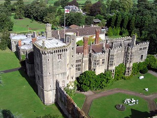 Thornbury Castle, reached by private (train) carriage | by Train Chartering & Private Rail Cars